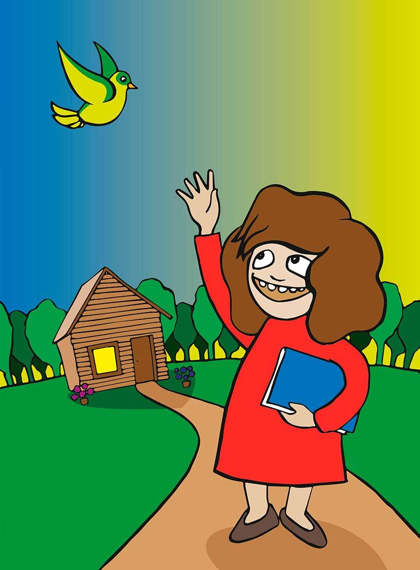 Ilustración infantil, ilustrador, editorial, ilustrador cuento infantil, ilustrador libros