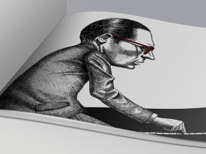 BILL EVANS PICTURE
