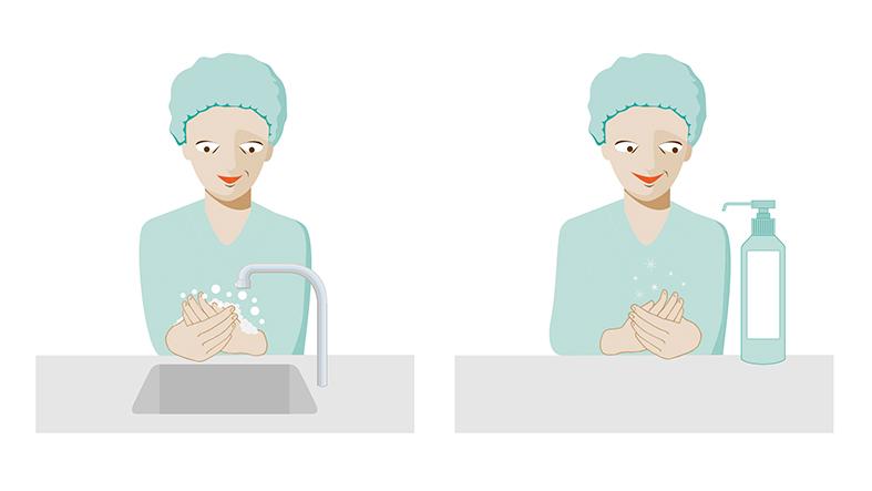 ilustración digital de personajes. Ilustración vectorial
